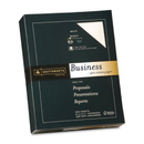Southworth Business Paper, For Inkjet, Laser Print - Letter - 8.50