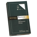 Southworth Red Ruled Business Paper, For Inkjet, Laser Print - Legal - 8.50