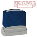Sparco Pre-Inked RECEIVED Message Stamp, RECEIVED Message Stamp - 1.75