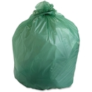 Stout EcoSafe Compostable Trash Bags, 32 gal - 48