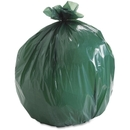 Stout Controlled Life-Cycle Plastics Trash Bags, 33 gal - 40