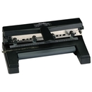Swingline Four-Hole Punch, 4 Punch Head(s) - 40 Sheet Capacity - 9/32