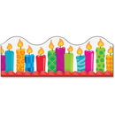 Trend Birthday Candles Board Trimmers