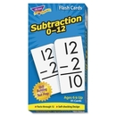 Trend Math Flash Cards, Trend Math Flash Cards, TEPT53103