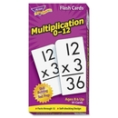 Trend Math Flash Cards, Trend Math Flash Cards, TEPT53105