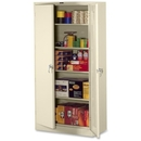 Tennsco Full-Height Deluxe Storage Cabinet, 36