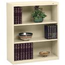 Tennsco Welded Bookcase, 34.5