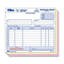 Tops TOP3821 TOPS Purchase Order Form, 3 Part - Carbonless - 7