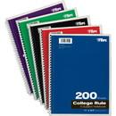 TOPS 5-Subject Notebook