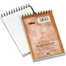TOPS Second Nature 1-Subject Notebook, 50 Sheet - Narrow Ruled - 3