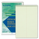 TOPS Steno Book, 70 Sheet - Gregg Ruled - 6