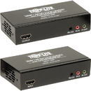 Tripp Lite HDMI + IR + Serial RS232 over Cat5 Cat6 Active Video Extender TAA GSA, TRPB1261A1SR
