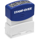 U.S. Stamp & Sign Pre-inked Security Block Stamp