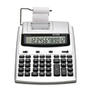 Victor 12123A Printing Calculator, 12 Character(s) - LCD - Power Adapter Powered - 2
