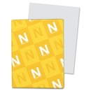 Wausau Paper Index Paper, Letter - 8.50