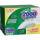 2000 Flushes Automatic Toilet Bowl Cleaner, WDF290088