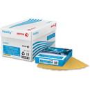 Xerox Vitality Pastel Multipurpose Paper - Goldenrod