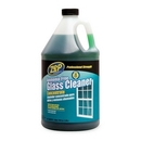 Zep Glass Cleaner Concentrate, Liquid Solution - 128 fl oz (4 quart) - Green