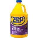 Zep Stain Resistant Floor Sealer, ZPEZUFSLR128