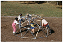 SportsPlay 302-133P Geo Dome - Painted (Portable)