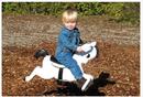 SportsPlay 361-501 Mustang Spring Rider