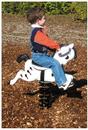 SportsPlay 361-503 Zebra Spring Rider