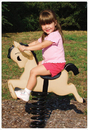 SportsPlay 361-504 Bronco Spring Rider