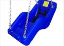 SportsPlay 382-411B Jenn Swing ADA Seat - Ocean Blue