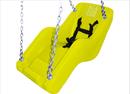 SportsPlay 382-411Y JennSwing ADA Seat --banana yellow