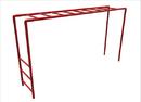 SportsPlay 501-410P Jr. Horizontal Ladder - Painted