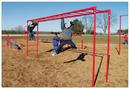 SportsPlay 501-416 Horizontal Ladder - Galvanized