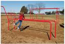 SportsPlay 511-108 Parallel Bars - Galvanized