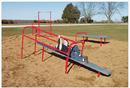 SportsPlay 511-111 Pull Slide - Galvanized