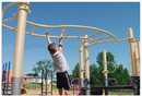 SportsPlay 511-151 S Horizontal Ladder