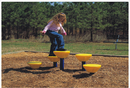 SportsPlay 511-152P Stepping Stones - Painted