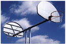 SportsPlay 541-864 Double Basketball Backstop