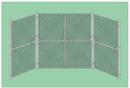SportsPlay 551-210 Prefabricated Baseball/Softball Backstop