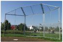 SportsPlay 551-411 Prefabricated Baseball/Softball Backstop