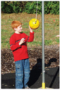SportsPlay 571-110-2 Tetherball Post - Two Piece Post