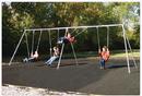 SportsPlay 581-418 Primary Bipod Swing - 8 foot, 4 seat