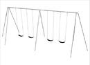 SportsPlay 581-422 Primary Tripod Swing - 12 foot, 4 seat