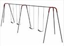 SportsPlay 581-430-8 Modern Tripod Swing - 8 foot, 4 seat