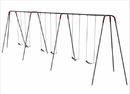 SportsPlay 581-643 Heavy Duty Modern Tripod Swing - 12 foot, 6 seat