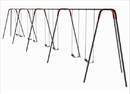 SportsPlay 581-830-8 Modern Tripod Swing - 8 foot, 8 seat