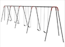 SportsPlay 581-842 Heavy Duty Modern Tripod Swing - 12 foot, 8 seat