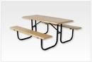 SportsPlay 602-605 Standard Rect. Picnic Table, 2 3/8