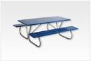 SportsPlay 602-634 Standard Rect. Picnic Table, 2 3/8