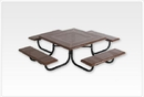 SportsPlay 602-698 Early Childhood Square Picnic Table, 46