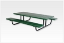 SportsPlay 602-703 Early Childhood Rect. Picnic Table, 4' Rolled Perforated