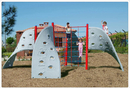 SportsPlay 902-759 Four Panel Rope Aztec Climber